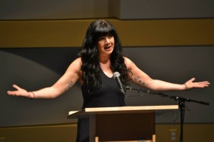 Rachel Kann, poet and teacher at UCLA, is offering a free poetry workshop to Palisades Teens. Photo courtesy of Rachel Kann