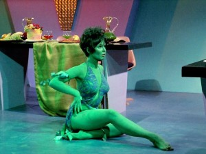 """Batgirl notwithstanding, Craig is best remembered as Marta the Orion slave girl on the 1969 """"Star Trek"""" episode """"Whom Gods Destroy.""""  Photo: Paramount Pictures"""