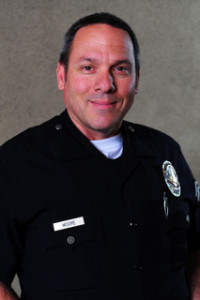 LAPD Senior Lead Officer Michael Moore Rich Schmitt/Staff Photographer