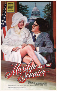 """Carlos Tobalina's 1975 film """"Marilyn and the Senator"""" reflected what was the beginning of a new era in erotica that would become known as the Golden Age of adult cinema."""